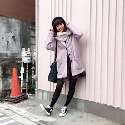 西野七瀬 私服ファッション ブランド 冬 1