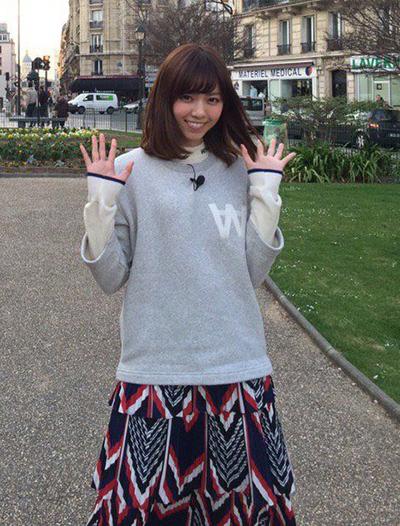 西野七瀬 私服ファッション ブランド 秋 1
