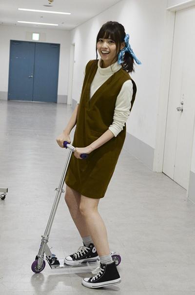 西野七瀬 私服ファッション ブランド 秋 2
