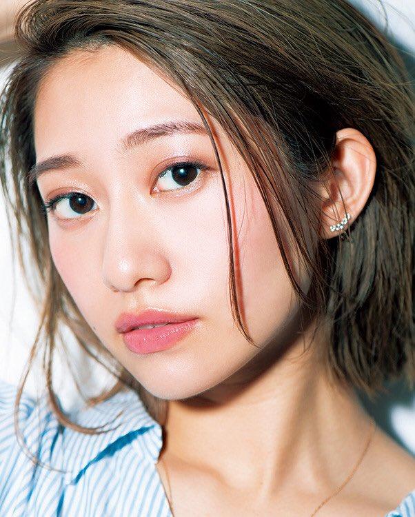 桜井玲香 黒髪