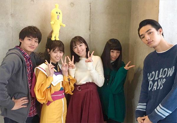 乃木坂46 西野七瀬 野村周平 共演