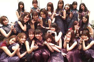 乃木坂46 欅坂46 合同オーディション セミナー開催